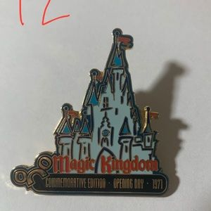 Disney Commemorative February Pin 2000